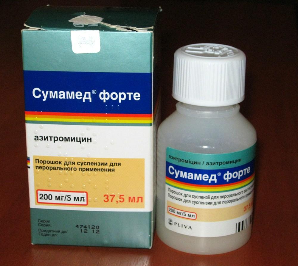 Порошок для суспензии для профилактического лечения сифилиса